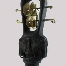 Hathor sistrum