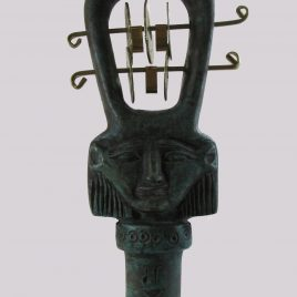 Egyptian sistrum